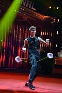 Pranay Circus Show